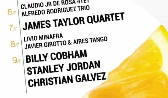 lemon jazz festival